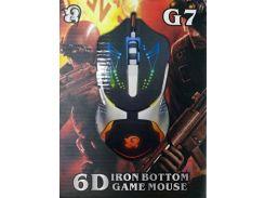 G7 Игровая компьютерная мышь 6D