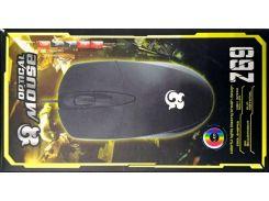 Z69 Оптическая компьютерная мышь