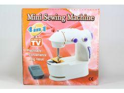 Швейная машинка FHSM 201 с адаптером  20