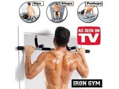 Турник дверной навесной Iron Gym Xtreme профессиональный