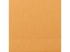 Готовые рулонные шторы 350*1500 Ткань Лён 852 Оранж