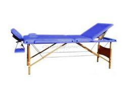 Массажный стол HouseFit HY-30110-1.2.3 синий