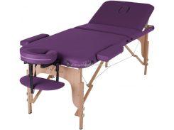 Массажный стол Art of Choice DEN Comfort фиолетовый