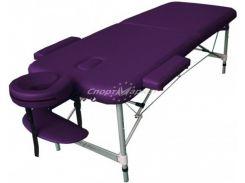 Массажный стол Art of Choice BOY фиолетовый