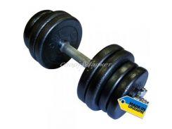 Гантели стальные Newt Home 2х21,5 кг