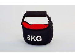 Гиря мягкая Sport FI-604-6 6 кг