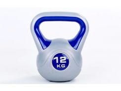 Гиря пластиковая Sport TA-5734-12 12 кг