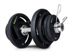 Гантеля олимпийская SmartGym 36 кг