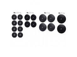Набор TITAN из композитных дисков A - 60 кг