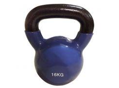 Гиря виниловая Rising 16 кг