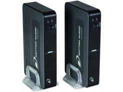 Dayton Audio XRA25 Беспроводная  система аудио, усилитель с сабвуфером, до 30 м.