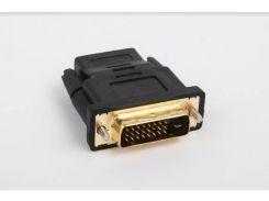 K008 - Переходник HDMI гнездо - DVI штекер