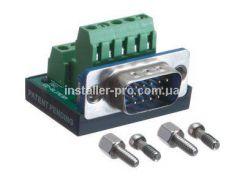 SM520 HD15 VGA штекер, клеммный блок для монтажа в панель