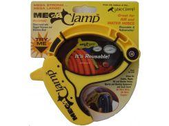 Cable Clamp Кабельный зажим MEGA Clamp, цвет - жёлтый