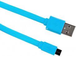 USB01-010BU Кабель USB A 2.0 plug - 2.0 Micro B plug, длина 1 метр