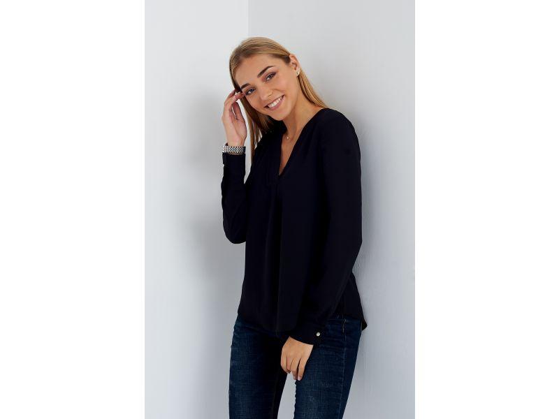 d87b2d76ba9 Женская блуза Stimma Ассу 2631 L чорний купить недорого за 540 грн ...