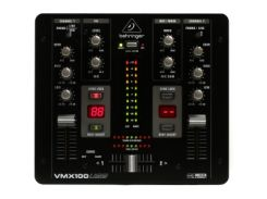 DJ микшер Behringer VMX100USB