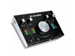 Аудиоинтерфейс M-Audio M-Track 2X2M