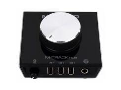 Аудиоинтерфейс M-Audio M-Track Hub