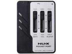 Аудиоинтерфейс NUX Pocket Port