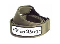Гитарный ремень Dunlop DRBS02 OL Dirtbag Punk Olive
