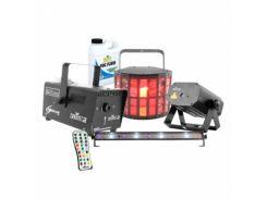 Комплект светового оборудования Chauvet Jam Pack Gold