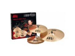Комплект тарелок Meinl MCS 3 Complete Cymbal Set-Up