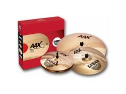 Комплект тарелок Sabian AAX Stage Perfomance Set Briliant