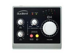 Аудиоинтерфейс Audient iD4