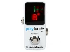 Гитарный тюнер TC Electronic PolyTune 2 mini