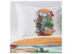 STUNSIG Комплект постельного белья, бургер