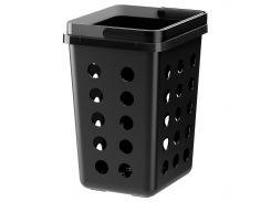 VARIERA Вентилируемый корзина для мусора, черный