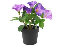 FEJKA Искусственное растение в горшке, Wilec trojbarwny сиреневый