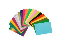 Mala / мола Набор бумажных украшений, разные цвета, различные модели