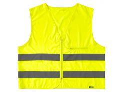 BESKYDDA Жилет, желтый L/XL, желтый