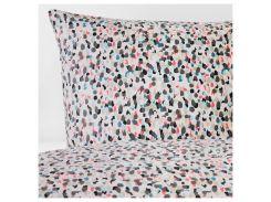 SMASTARR Комплект постельного белья, в горошек, разноцветные
