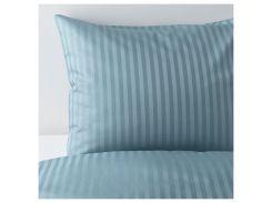 NATTJASMIN Комплект постельного белья, синий
