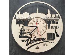 Интерьерные часы на стену 7Arts Довер, Делавэр CL-0110