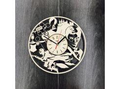 Часы ручной работы настенные 7Arts Гарри Поттер. Ночь в замке CL-0025