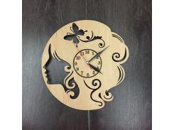 Часы настенные тематические 7Arts Салон красоты CL-0004