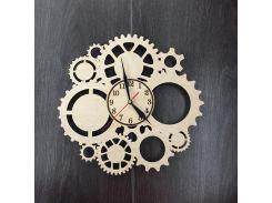 Настенные часы 7Arts Скелетон CL-0011