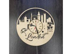 Арт часы настенные 7Arts Лондон CL-0028