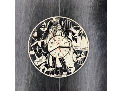 Handmade часы настенные 7Arts Магия Гарри Поттера CL-0026