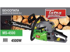 Бензопила 1 шина 1 цепь Tatra Garden MS-4500 1/1
