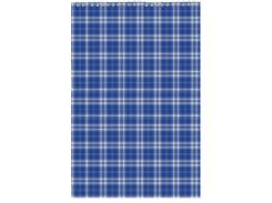 Блокнот на пружине сверху Buromax, А4, 48 л, клетка, синий (BM.2460-02)