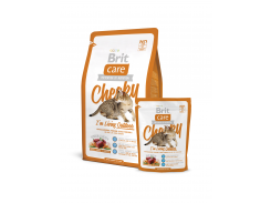 Сухой корм для кошек Brit Care Cat Cheeky I'm Living Outdoor 2 кг