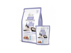 Сухой корм для кошек Brit Care Cat Lilly I've Sensitive Digestion 2 кг