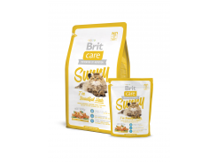 Сухой корм для кошек Brit Care Cat Sunny I've Beautiful Hair 2 кг