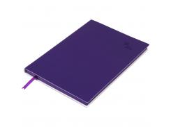 Блокнот деловой Buromax Touch Me, А5, 96 стр., фиолетовый, линия (BM.295202-07)