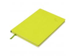 Блокнот деловой Buromax Touch Me, А5, 96 стр., салатовый, линия (BM.295202-15)